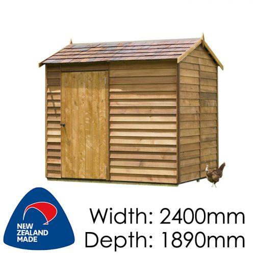 Garden Sheds NZ Cedar-Millbrook-500x500