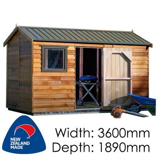 Garden Sheds NZ Cedar-Regent-500x500