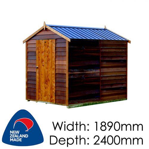 Garden Sheds NZ Cedar-Sherwood-500x500