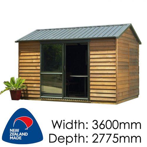 Garden Sheds NZ Cedar-Urban-500x500