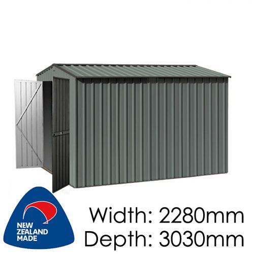 Garden Sheds NZ GM3023EE-500x500
