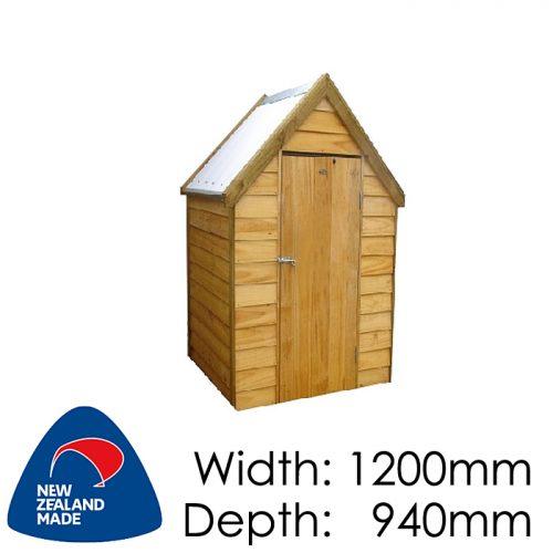 Garden Sheds NZ pinehaven-matui-timber-shed-500x500