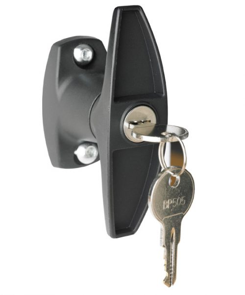 Garden Sheds NZ Locking-T-Handle-500x602