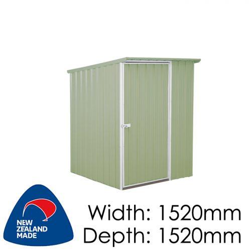 Garden Sheds NZ Smart-Store-SM1515-Mistgreen-1-500x500