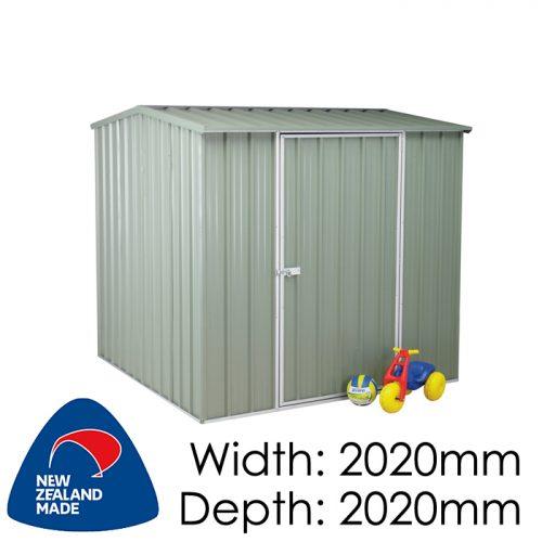 Garden Sheds NZ Smart-Store-SM2020-Mistgreen-1-500x500