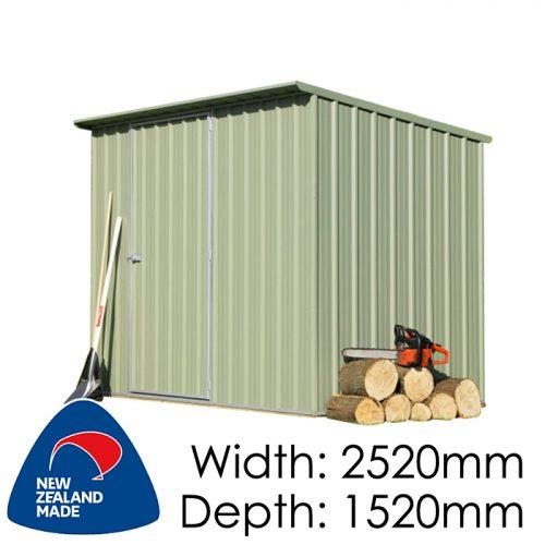 Garden Sheds NZ Smart-Store-SM2515-Mistgreen-1-500x500