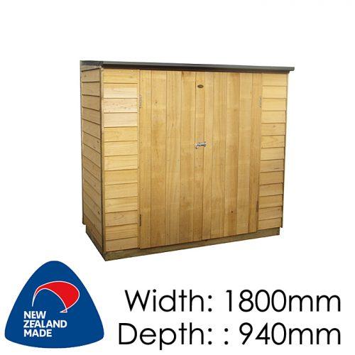 Garden Sheds NZ pinehaven-kapiti-timber-shed-500x500