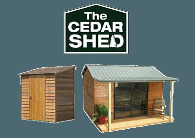 Garden Sheds NZ Cedar-Shed-Brand