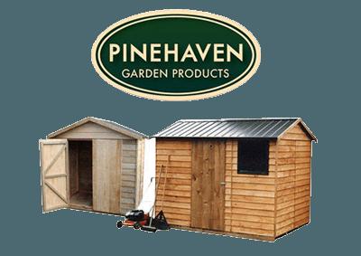 Garden Sheds NZ Pinehaven-Shed-Brand