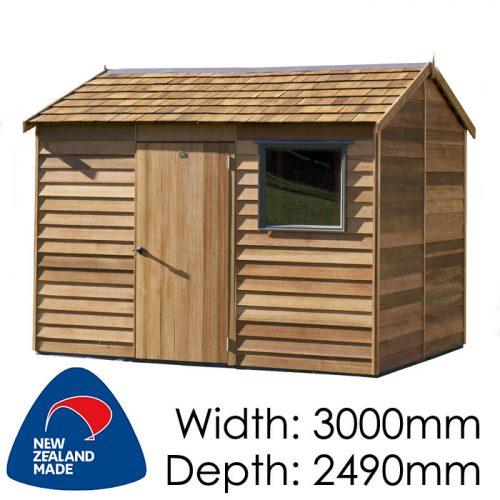Garden Sheds NZ Cedar-Montrose-500x500